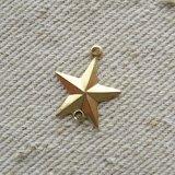 BRASS STAR(M) CONNECTOR 2個入り