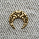 BRASS FILIGREE HALO