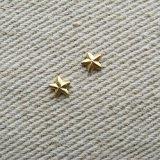 BRASS TINY STAR (NO RING) 6個入り
