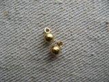 Brass END ball 2個入り