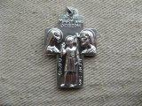 Saint Christopher medal