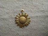 BRASS Sunflower 2個入り