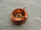 Copper Cup&Saucer charm