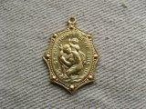 Brass Medal【St.CHRISTOPHER】