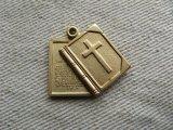 Brass Slide Medal【Book】