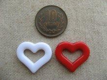 他の写真1: Vintage Heart W/Hole Beads