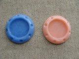 Vintage Acrylic Round Setting Cabochon