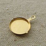 BRASS FLYING PAN