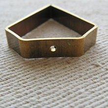 """他の写真2: Brass frame """"Diamond"""""""
