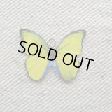 Decoupage Butterfly/Yellow