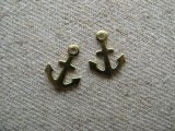 Brass Plate Anchor 5個入り
