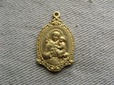 Brass Medal【St.ANTHONY】