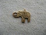 BRASS Circus Elephant