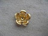 Brass Plate 3D-Flower