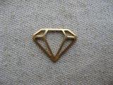 Brass Diamond 2個いり