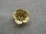 Brass Plate 3D-SAKURA