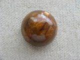 Vinatge Plastic Marble/Wood Style Cabochon