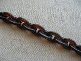 Vintage Plastic Tortoise Chain【Oval:10mm】