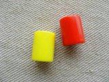 Vintage Color Cylinder Bead