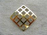 Brass Plate Square Lattice