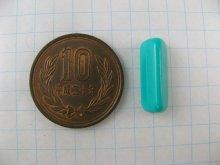 他の写真1: Vintage Plastic Tri-prism Tube Beads 2個入り