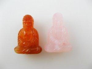 """画像3: Platic """"Buddha"""" Beads"""