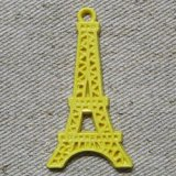 Eiffel Tower Pendant 【YELLOW】
